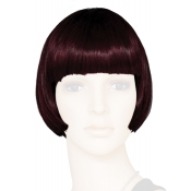 Brunette Female Wig Short Length