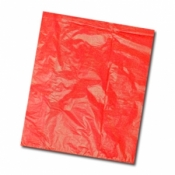 "*C/O* (Red) 12"" X 15"" Flat Bag -1000 Pcs"