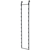 Hanging Clipper Rack (Double - Black)