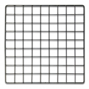 Mini Grid Panel for Cube Display (Black)