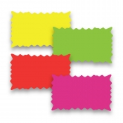 Small Rectangular Burst Rainbow Pack