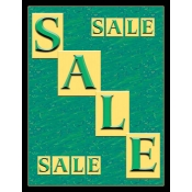 """Sale"" Poster"