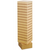 Slim Rotating Tower (Maple)