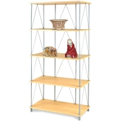 5-Shelf Accessory Display