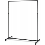 Pipe Rack - Ballet Bar Rack (Matte Black)