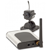 2.4 Ghz Wireless Indoor Mini Camera Kit With Reciever