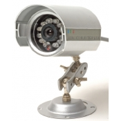 Ccd Color Camera W/ 30ft Night Vision, 6Mm Lense