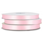Double-Face Satin Polyester Ribbon (Pink)