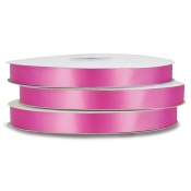 Double-Face Satin Polyester Ribbon (Garden Rose)