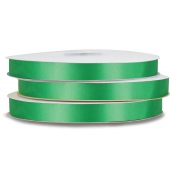 Double-Face Satin Polyester Ribbon (Emerald)