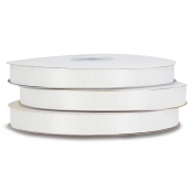 Organza Polyester Ribbon (White)