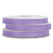 Organza Polyester Ribbon (Light Orchid)