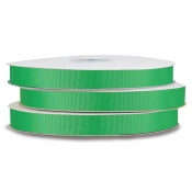 Grosgrain Polyester Ribbon (Emerald)