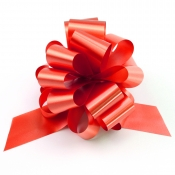 Red Pull Bows