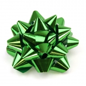 Green Star Bows (Medium)