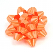 Orange Star Bows (Medium)