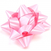 Pink Star Bows (Large)