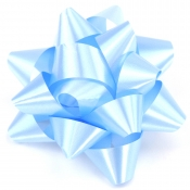 Blue Star Bows (Large)