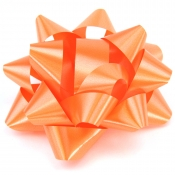Orange Star Bows (Large)