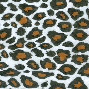 "Leopard Patterned Tissue Paper (20"" x 30"")"