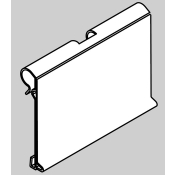 "Scan Hook Label Holders (1.5"" x 3"")"
