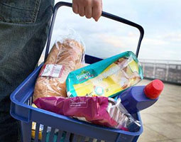We carry Shopping Baskets for all your retail store and grocery store needs