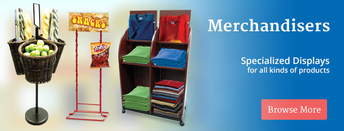 Product Merchandisers